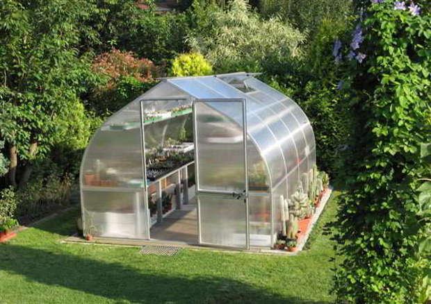 گلخانه سرگرمی و تفریحی, Hobby Greenhouse